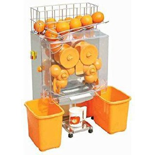 Industrial orange juice