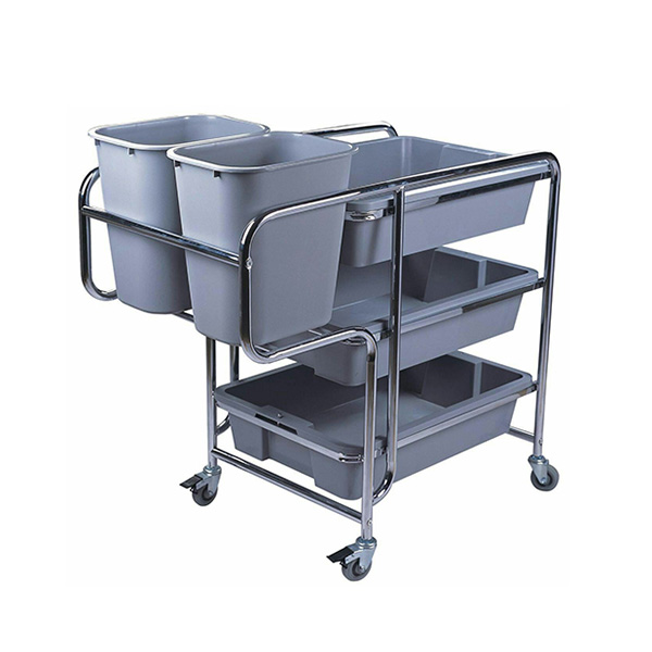 Plate Clear Trolley  80*44*93