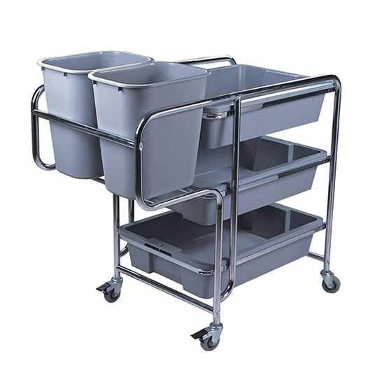Plate Clear Trolley  115*56*101