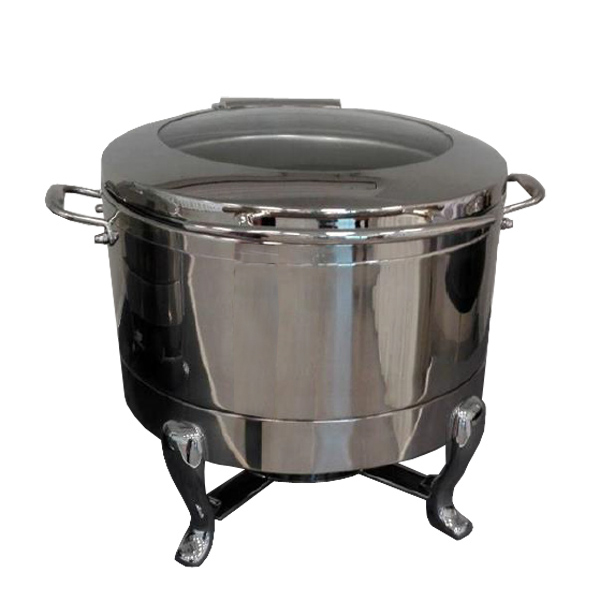 Premium Round Soup Chafing Dish
