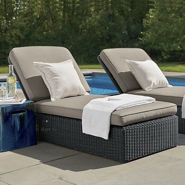 outdoor Sunlounger chair